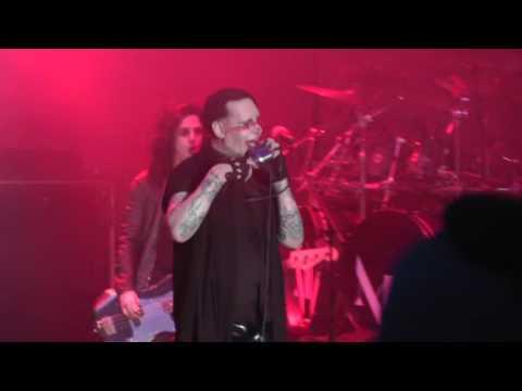 Marilyn Manson - Deep Six - live Dresden 22.7.2017