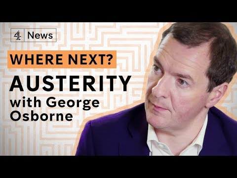 George Osborne interview: Where next for austerity?