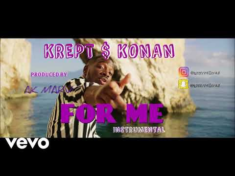 Krept & Konan - For Me Instrumental (Prod. by Ak Marv) | Free Dancehall Instrumental