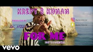 krept konan for me instrumental prod by ak marv free dancehall instrumental 2018