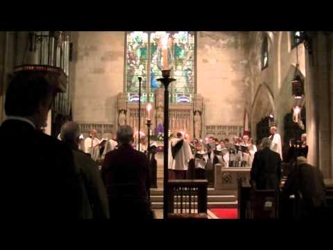 Choral Evensong for the First Sunday in Lent - full service