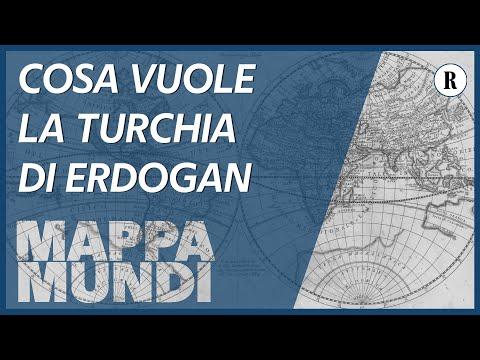 Dalla Siria ai profughi verso l'Europa, cosa vuole la Turchia di Erdogan - Mappa Mundi