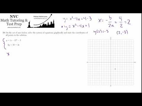 geometry-regents-june2012-#38---graphically-solving-a-system-of-equations