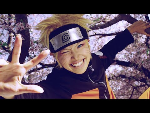 COSPLAYING NARUTO || AKIRA KONOMI || INTERVIEW || JAPAN FOUNDATION