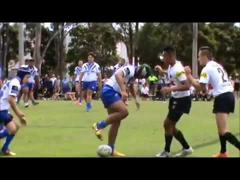 JODECI (Jrock) vs Canterbury Bulldogs