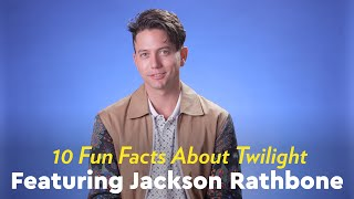 10 Fun Facts About Twilight Featuring Jackson Rathbone
