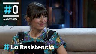 LA RESISTENCIA - Entrevista a Chica Sobresalto   #LaResistencia 12.11.2020