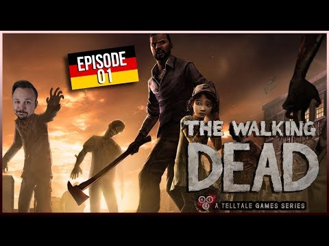 The Walking Dead 💀 Learn German With Games   Episode 01   Get Germanized