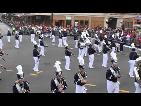 Alma Bryant High School Marching Madness Parade and Competition