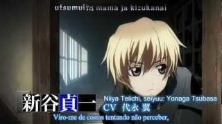 PV2 de Tasogare Otome x Amnesia por Nojirito.com Todos direitos reservados à Square Enix.