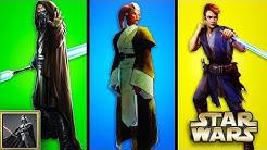 Star Wars: Die 3 SPEZIALISIERUNGEN der Jedi Ritter - HÜTER, GESANDTER und WÄCHTER [deutsch]