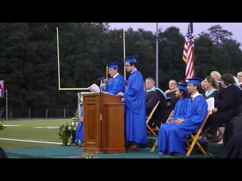 2017 Western Albemarle High School Graduation Address--Tim and Matt