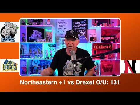 Northeastern vs Drexel 3/8/21 Free College Basketball Pick and Prediction CBB Betting Tips