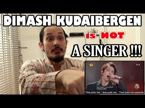 Dimash Kudaibergen - SOS - [ Indonesian Reaction] - dun terrien en détresse