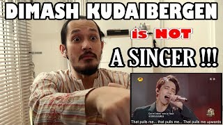 Dimash Kudaibergen   SOS     ndonesian Reaction   dun terrien en dГ©tresse
