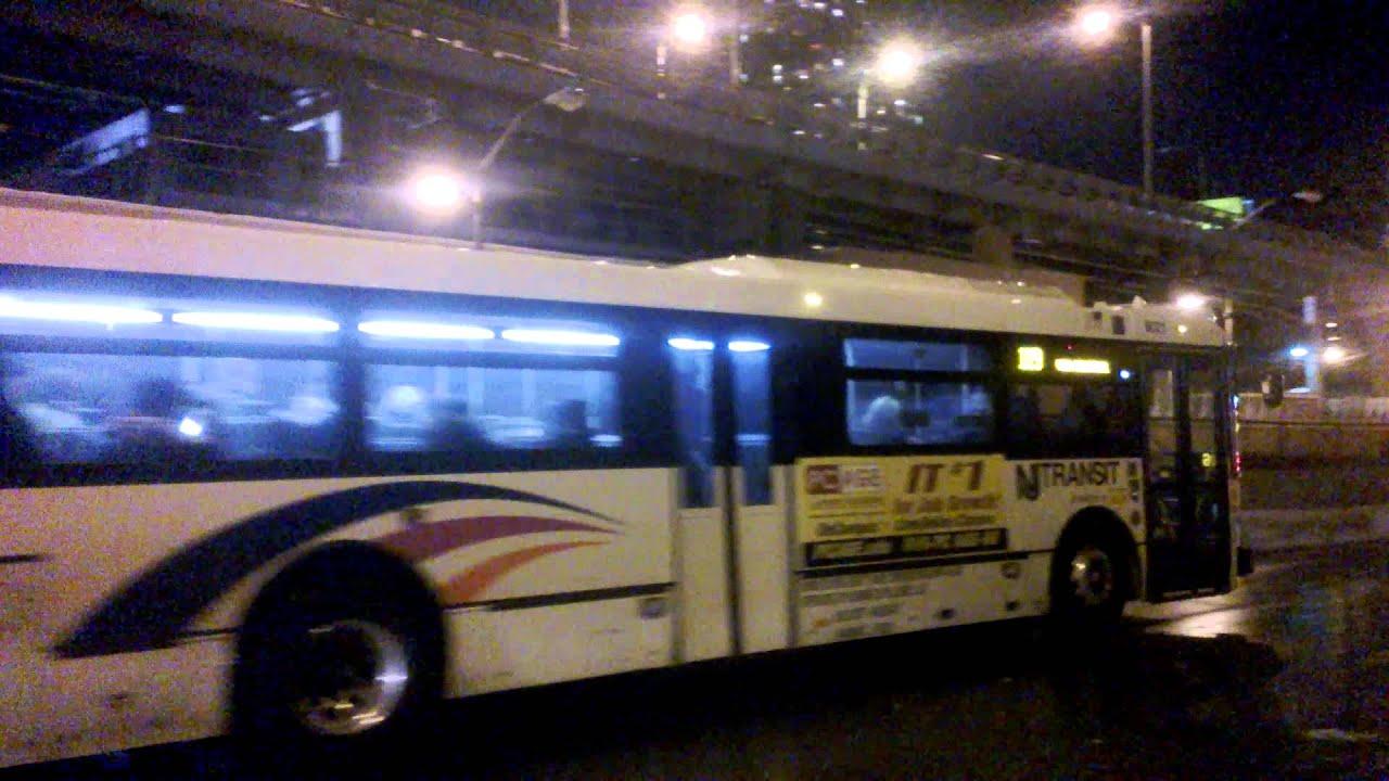 Nj transit 119 bus schedule