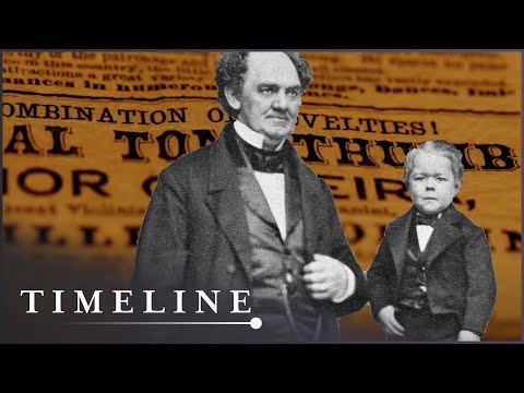 P. T. Barnum And Tom Thumb: The Real Greatest Showman (Extraordinary People Documentary) | Timeline