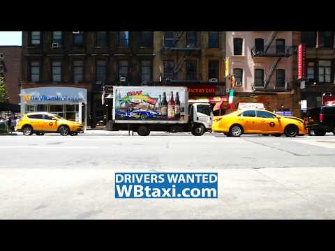 NYC TAXI & UBER DRIVERS RENT A YELLOW CAB FROM WB TAXI!
