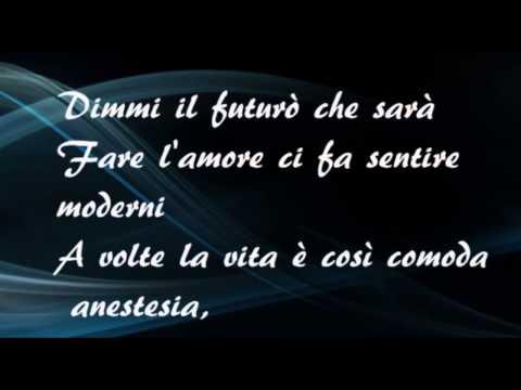 Chiara - Il futuro che sarà (+testo HD) ♥ Festival di San Remo 2013