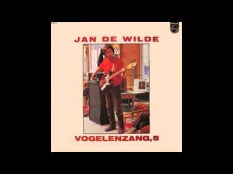 1972 JAN DE WILDE walter ballade van een goudvis