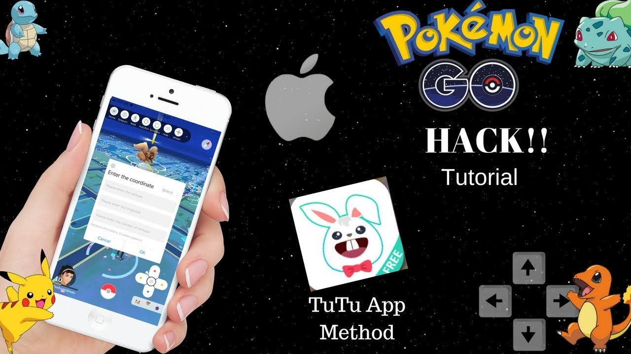 Tutuapp Pokemon Go Download ios All Version Updated December