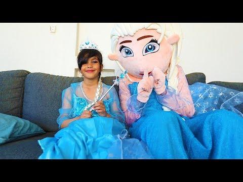 السا حولت لانا الى أميرة ..!!