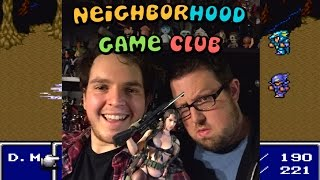 Neighborhood Game Club #7 - Rocco Botte (Mega64)
