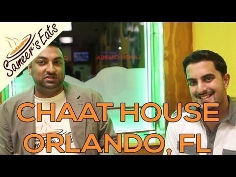 Chaat House, Orlando, FL - Sameer's Eats