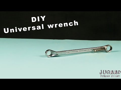 How to Make a Universal Wrench