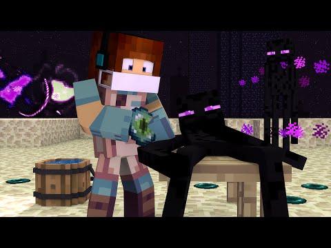 Minecraft: CIRURGIA NO ENDERMAN ! - ( Monstros Minecraft 3 )