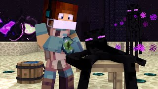 Minecraft: CIRURGIA NO ENDERMAN ! - ( Monstros Minecraft 3 )