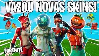 FORTNITE-NEW SKINS AND ACCESSORIES HAVE BEEN LEAKED!