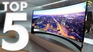 TOP 5 Best Smart TVs in 2019 🔹 Should You Buy a QLED TV?