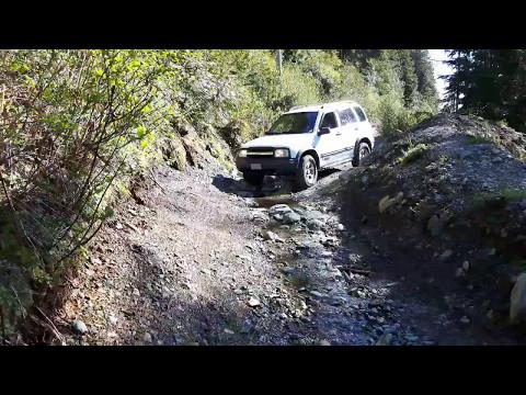 Jordon River to Bear Creek Reservoir, another narrow pass