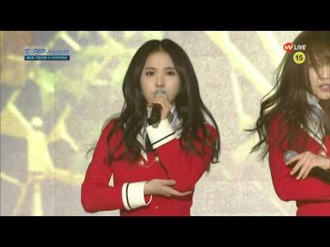 160217 Gaon KPOP Chart Award GFIREND CUT