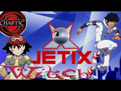 Series de Jetix ( Que no muchos Recuerdan) Con Intros
