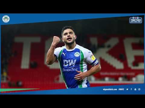 Video: Egyptian Player Morsy Extend Wigan Athletic Deal