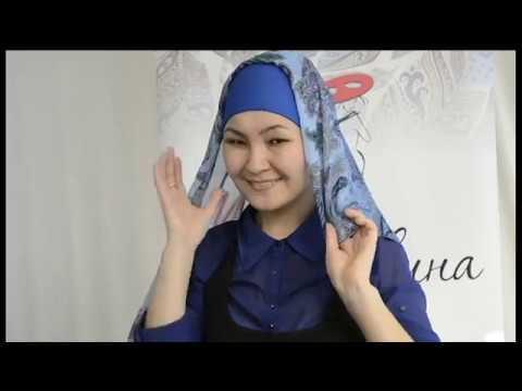 Как сшить шапочка под платок фото 537