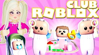 👶🏻 BABIES ARE HERE!!! 👶🏻 How To Adopt A Baby And Get A FREE Pram! Club Roblox Baby Update - YouTube