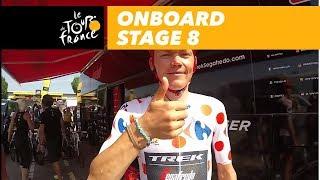 Onboard camera - Stage 8 - Tour de France 2018