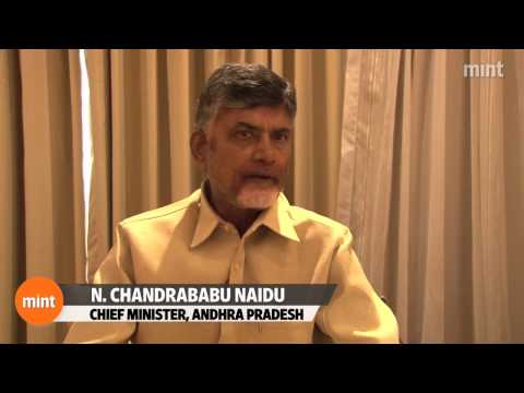 N. Chandrababu Naidu on data connectivity and its costs
