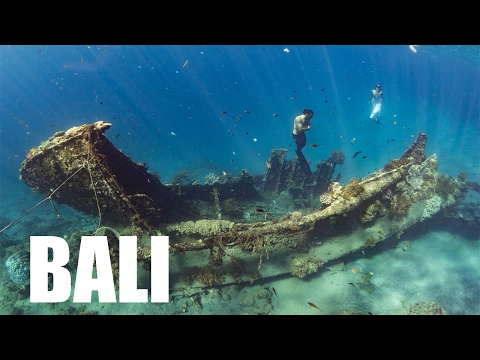Video Of The Week | Bali Deep Week: Adventures on One Breath #2