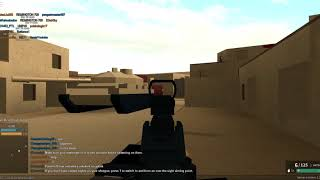 Roblox Phantom Forces Final KIll