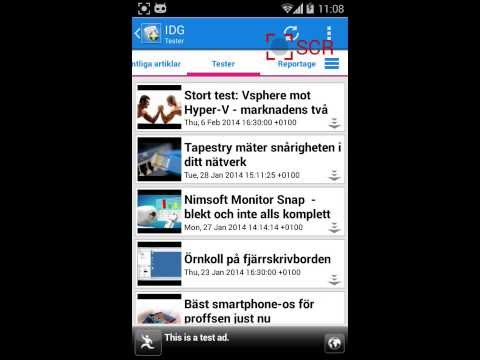 Sverige Nyheter - Free news & RSS reader for Swedish on Android