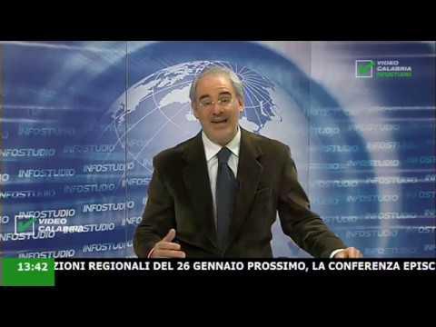 InfoStudio il telegiornale della Calabria notizie e approfondimenti - 30 Dicembre 2019 ore ore 13.30