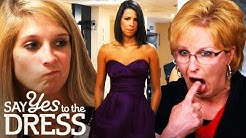 🔴Bride & Mother in Law Clash Over Bridesmaid Dresses!   Say Yes To The Dress Bridesmaids