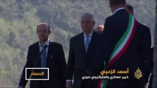 حلفاء الأسد يحذرون واشنطن من تجاوز الخطوط الحمراء
