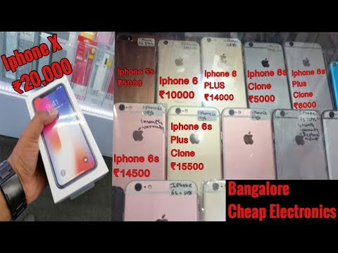 Best Market For Cheap Electronics, SP Road Bangalore???