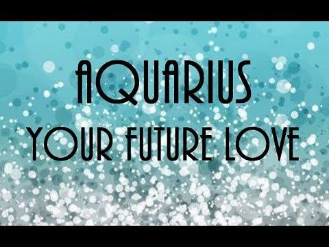 Aquarius September 2019: They See You In Their Future Aquarius ❤