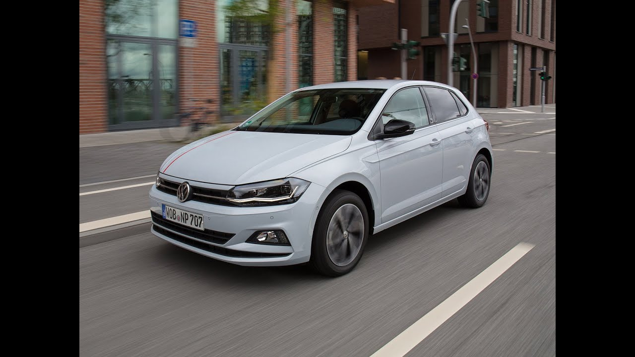 Volkswagen polo 2017 1er essai en vid o youtube for Interieur nouvelle polo